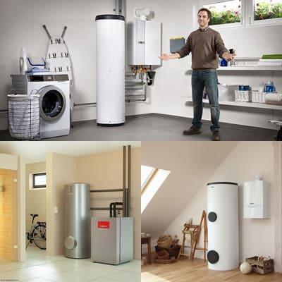Газовые котлы для отопления в домах.